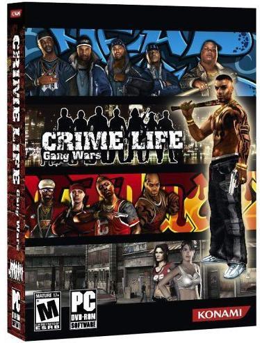 Crime Life - Уличные Войны